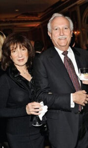 06. Jackie and Mike Bezos at the 29th Annual Aspen Institute Awards in 2012
