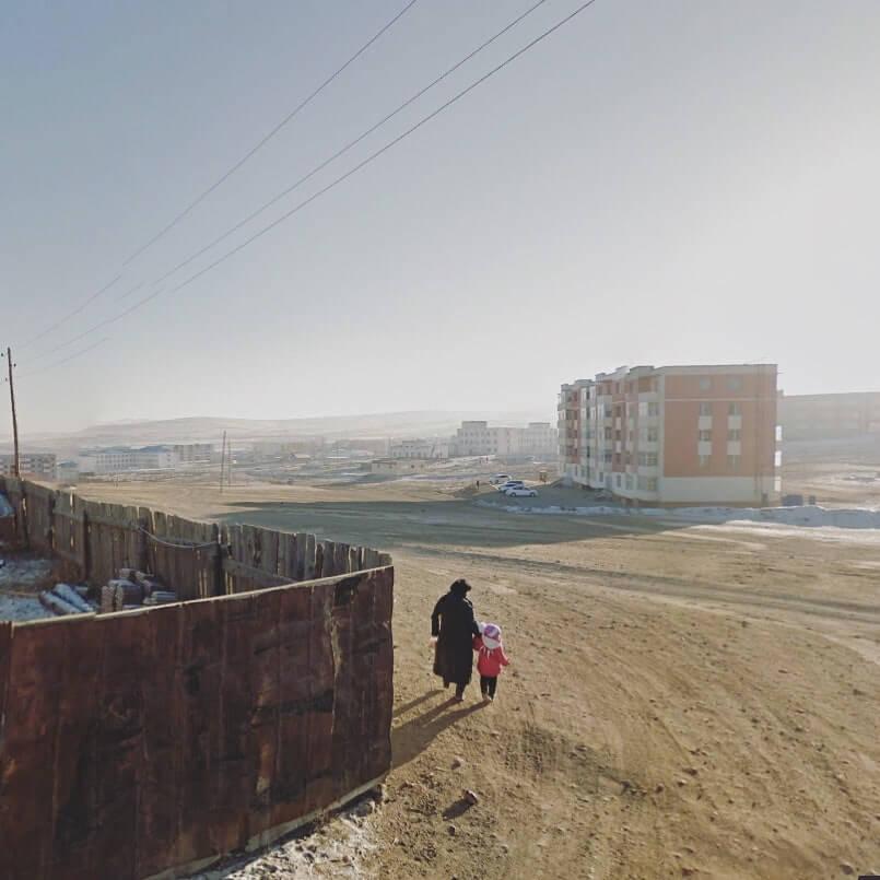 مغولستان - Ulaanbaater