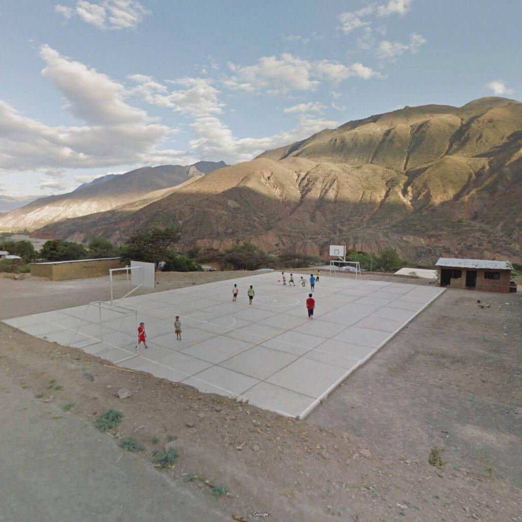 پرو - Cajamarca