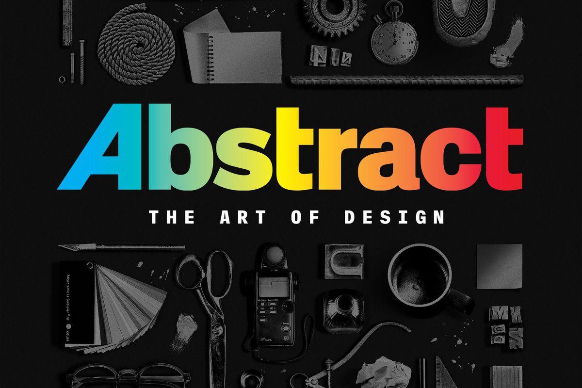 سریال انتزاعی: هنر طراحی