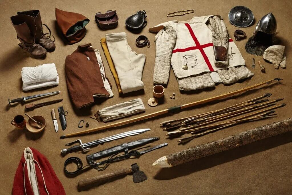 Military Kit - 1415 - Battle of Agincourt