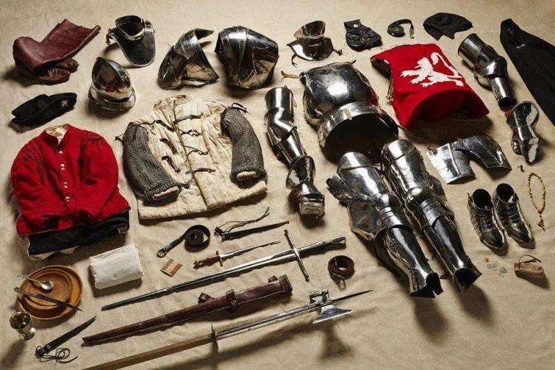 Military Kit - 1485 - Battle of Bosworth