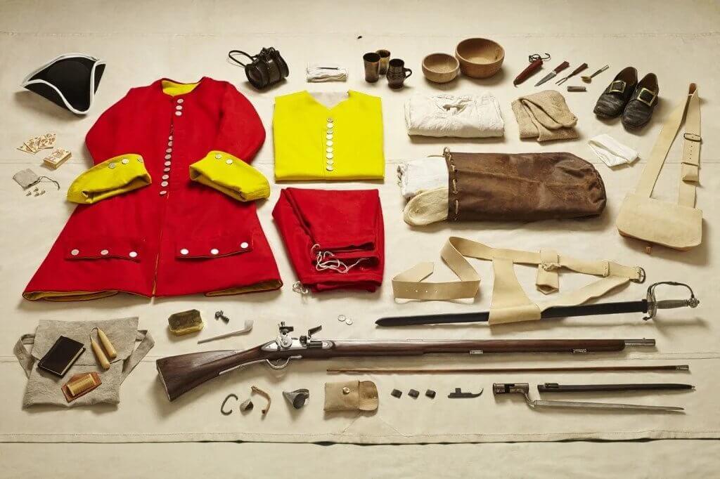 Military Kit - 1709 - Battle of Malplaquet