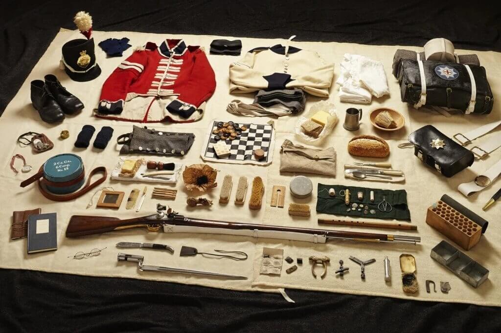 Military Kit - 1815 - Battle of Waterlo