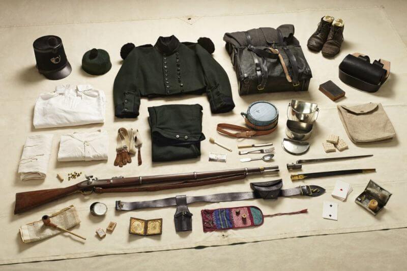 Military Kit - 1854 - Battle Of Alma