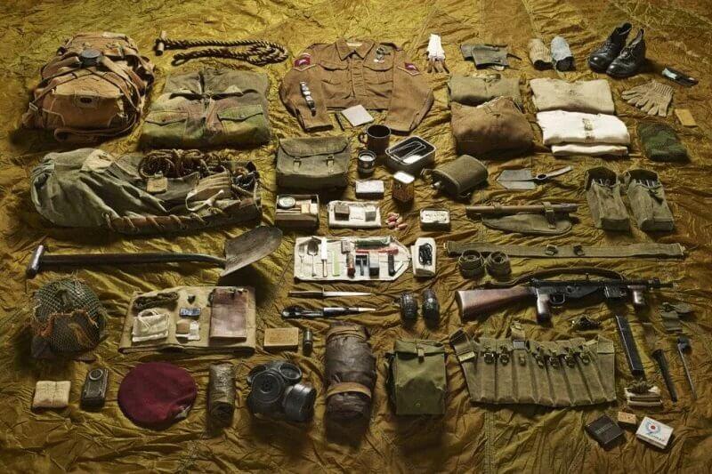Military Kit - 1944 - The Second World War - Battle of Arnhem