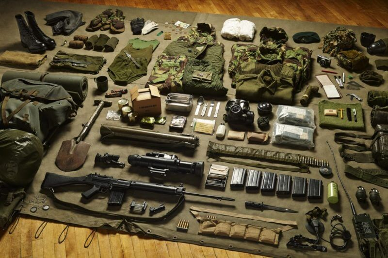 Military Kit - 1982 - Falkands Conflict