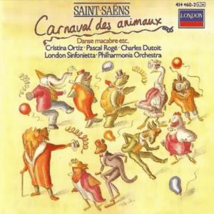 موسیقی برای کودکان: کارناوال حیوانات