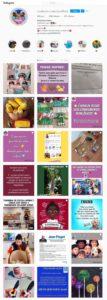 حساب اینستاگرام سرگرمیهای خلاقانه برای کودکان