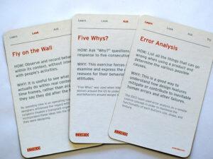 IDEO Method Cards - Sample