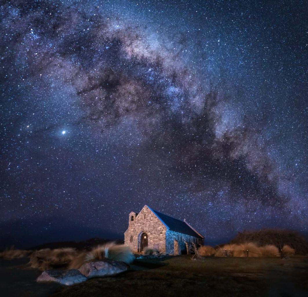 کلیسای چوپان خوب (نیوزیلند)، کاندید دریافت جایزه عکاس تاریخی سال