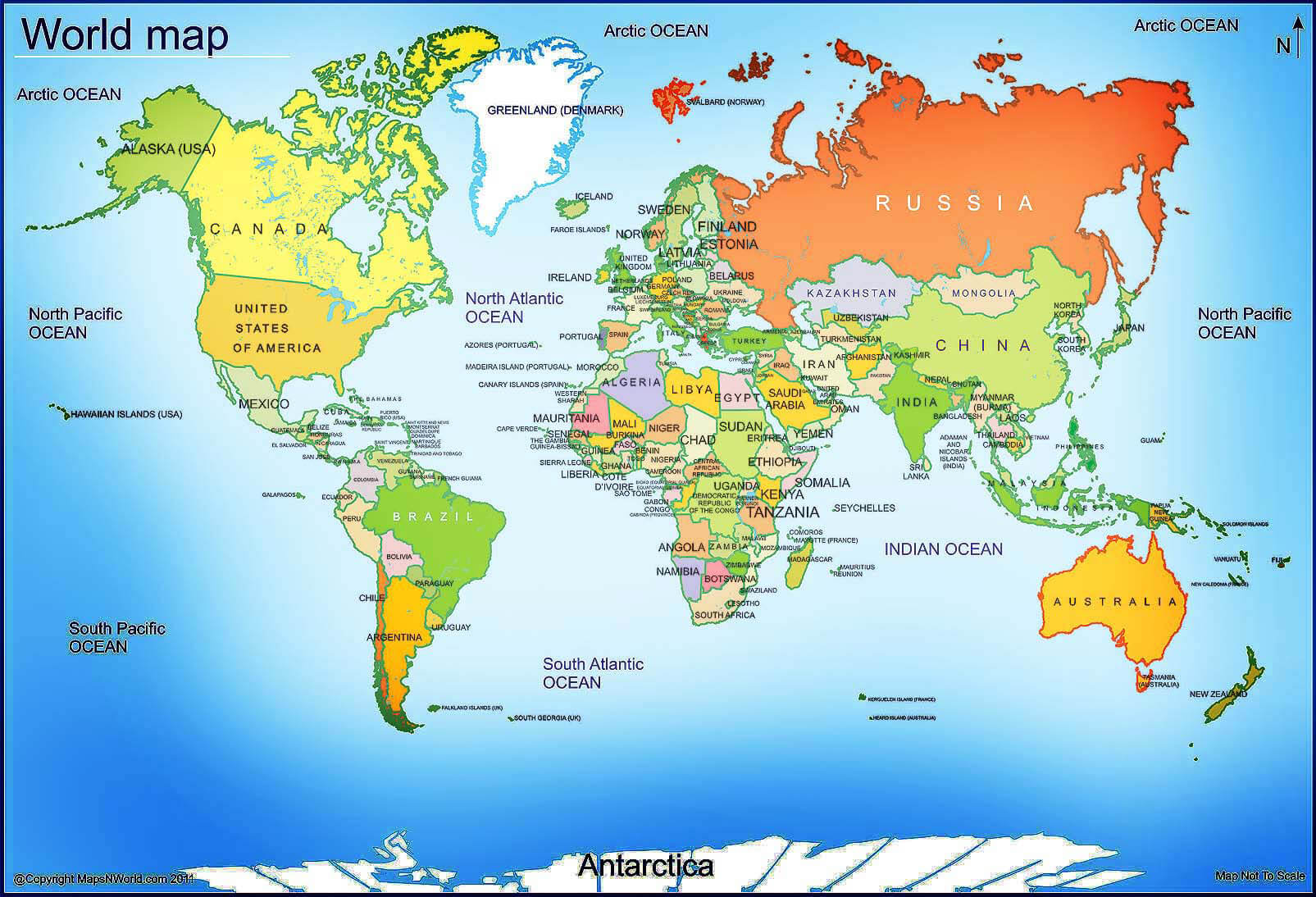 world map en