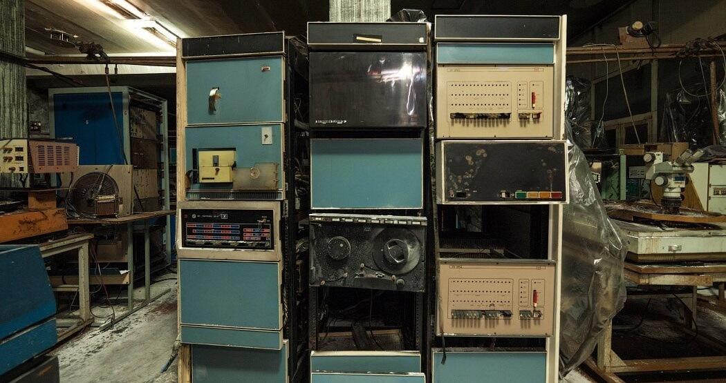 قبرستان کامپیوترهای شوروی