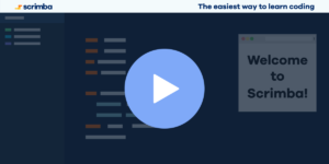 Scrimba: یادگیری تعاملی کدنویسی از طریق تلفیق اسکرین کست و ادیتور