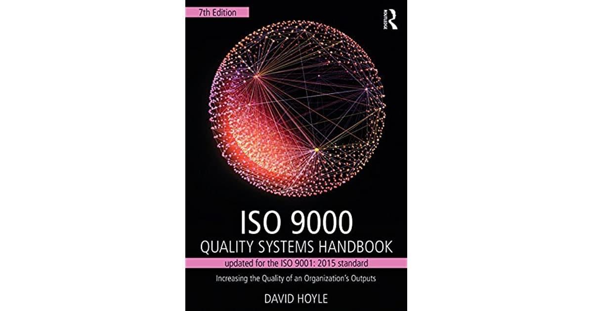 هندبوک سیستم مدیریت کیفیت بر مبنای ISO 9001:2015 - نوشته دیوید هویل