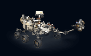 مدل سهبعدی مریخ نورد استقامت