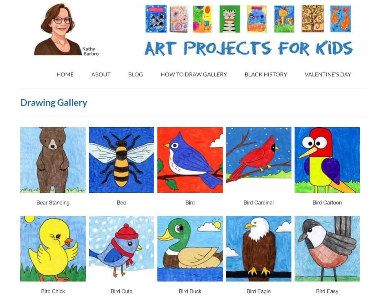 نقاشی برای کودکان در 9 مرحله