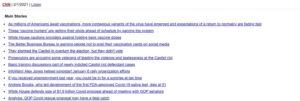 نسخه فقط متنی وبسایتهای خبری
