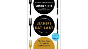 رهبران در آخر غذا مى خورند - سایمون ساینک