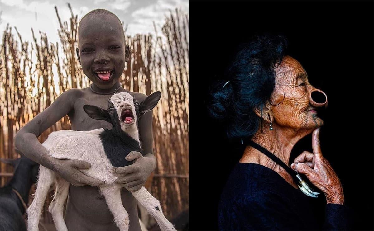 عکسهای ماسیمو بیتی از سفرهایش در گوشههای دور دنیا