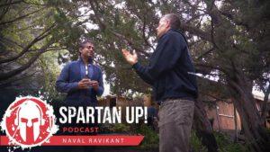 Naval Ravikant tells Joe De Sena Taming Your Desires Makes You Unbeatable