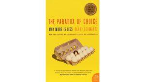 پارادوکس انتخاب - بری شوارتز