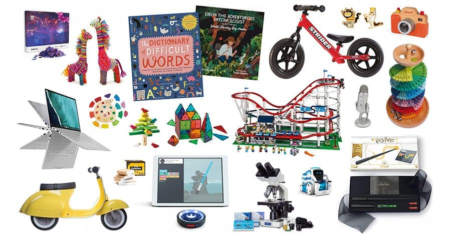 راهنمای هدیه و کادو به کودکان: TKSST (شعبه تامبلر)