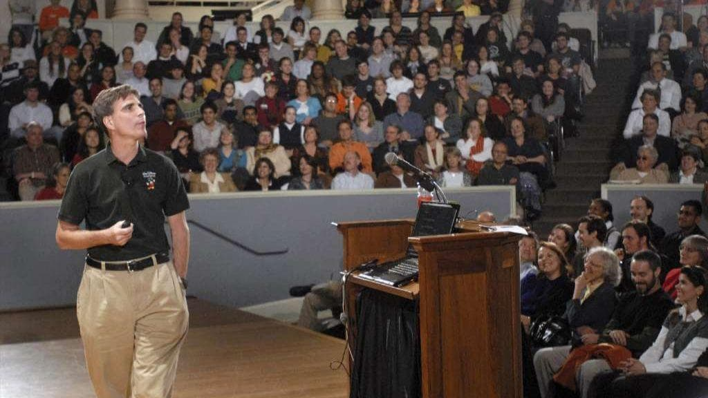 2007 The Last Lecture - Randy Pausch