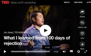 آنچه از 100 روز جواب «نه» گرفتن، آموختم!
