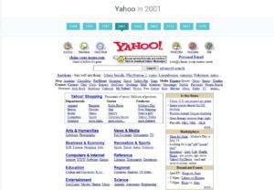 موزه طراحی وب: سایتی برای مشاهده نسخههای اولیه سایتهای معروف و آزمون تاریخ وب