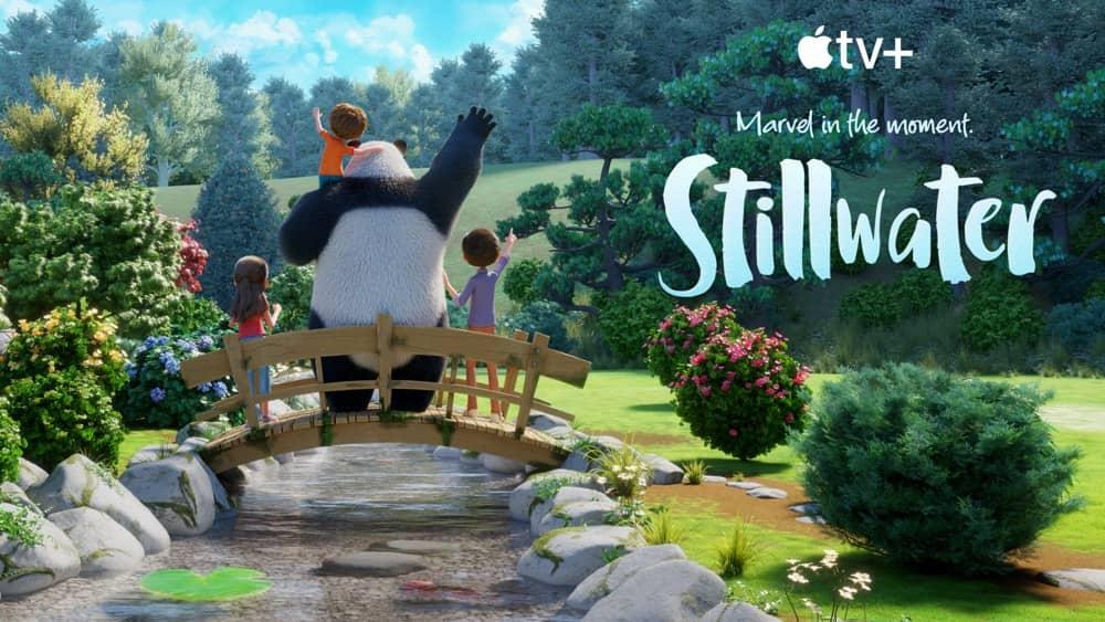 کارتون سریالی مرداب (Stillwater) محصولی از اپل